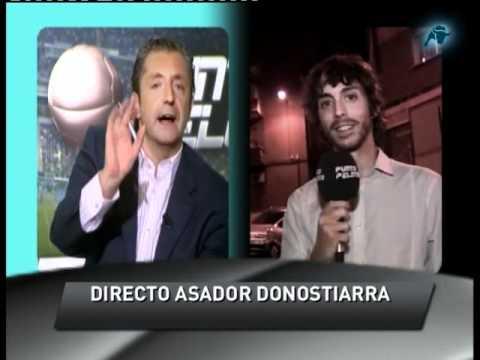 Entrevista a  Quique Sanchez Flores y Enrique Cerezo en Punto Pelota