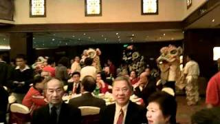 2010 China Banquet Lion Dance 26th Soo Yuen National Convention at Hoisan