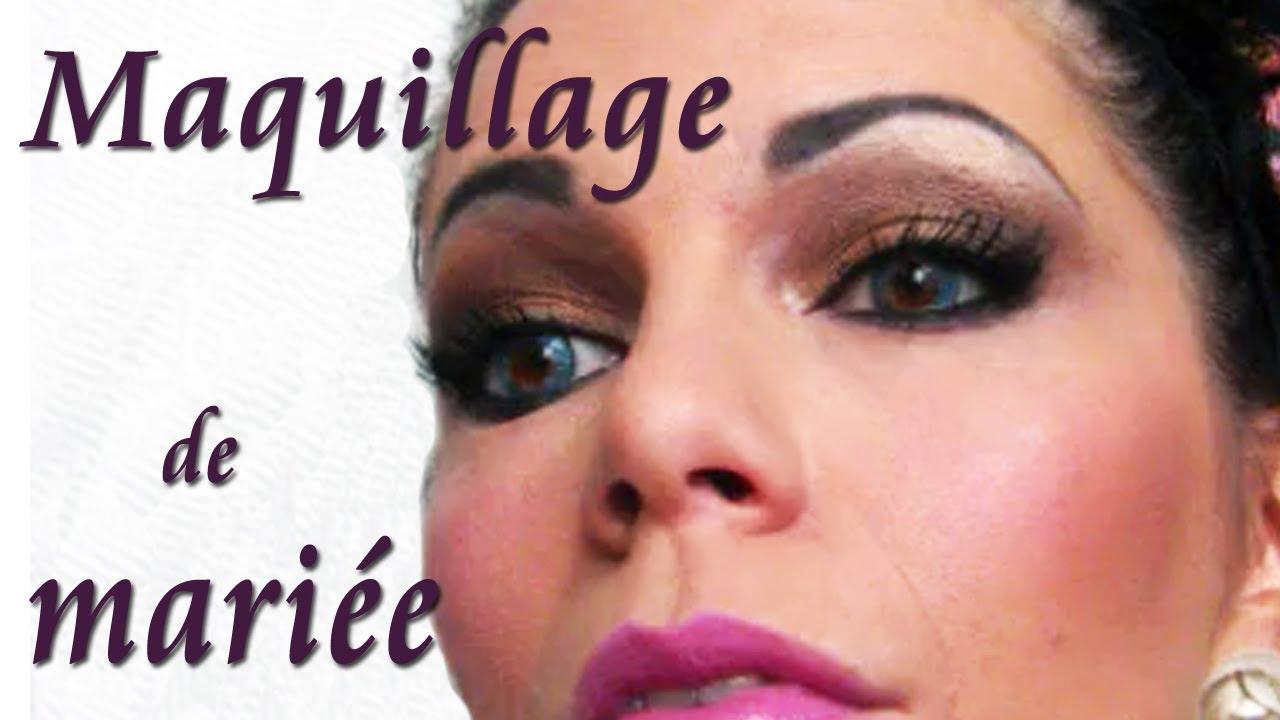 Maquillage Pour Les Yeux Bleus Youtube