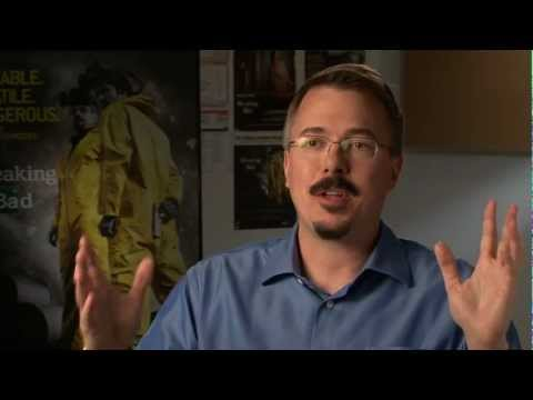 Vince Gilligan on pitching