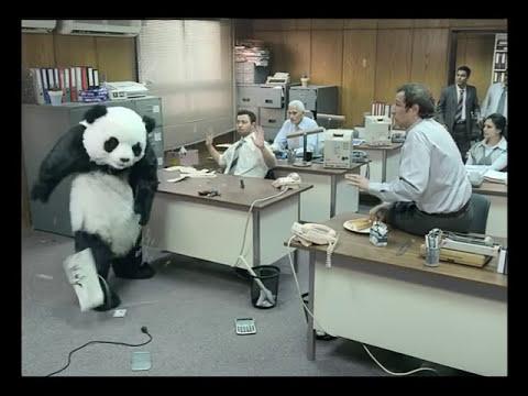 Never Say No to Panda - OFFICE  اعلان باندا اعلانات بانده