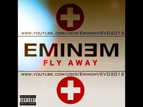 Eminem - Fly Away (Feat. Just Blaze) LYRIC VIDEO