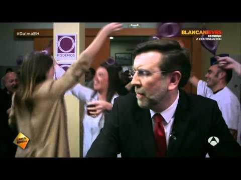 El Hormiguero | Pablo Iglesias Y Rajoy Protagonizan El Otro Anuncio De La Lotería De Navidad video
