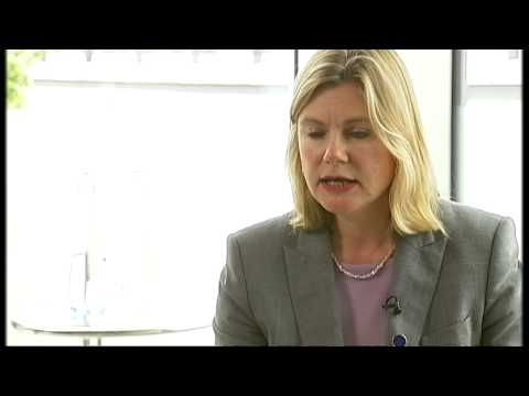Greening responds to Prism surveillance 'scandal'