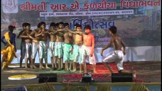 krishna theme gruop dance Botad Thanks TO Hitesh sir jayshree mem