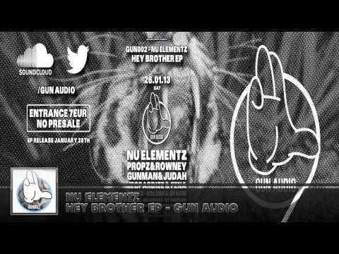 Nu Elementz - Hey Brother EP