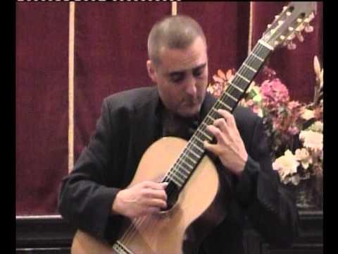Reverie.Notturno Op. 19. Giulio Regondi. Guitarra: Michel Perez Rizzi