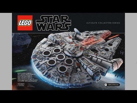 Lego 75192 Instruction Manual 08 Kedai Grosiran