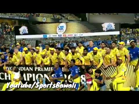O Maiya Re Maiya ft. Chennai Super Kings | CSK Sing Oporadhi Song | IPL FINAL | CSK vs SRH