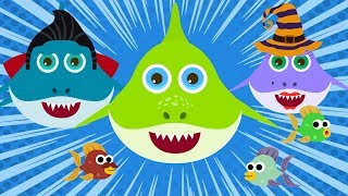 Baby Shark | Baby Shark Dance | Baby Shark Doo Doo | Shark Song for Kids - LIVE