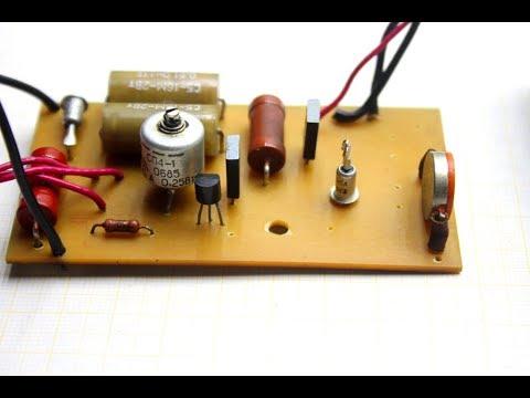 Зарядное для Автомобильных аккумуляторов на советских деталях