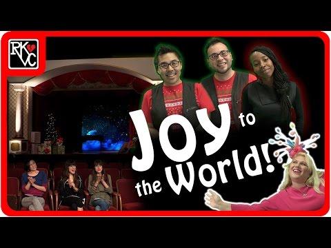 Joy to the World (RKVC + Flo) w/ Sandi Balloon!