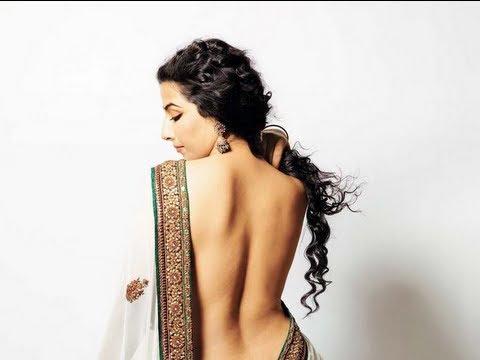 Vidya Balan Goes Backless For FHM Again!