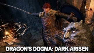 Dragon's Dogma_ Dark Arisen New Enemies Trailer
