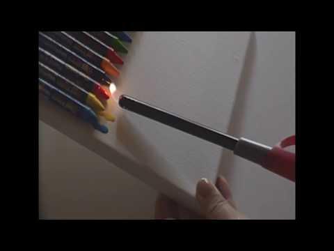 Quadro Fai da Te – Esplosione di ColoRi -Riciclo creativo