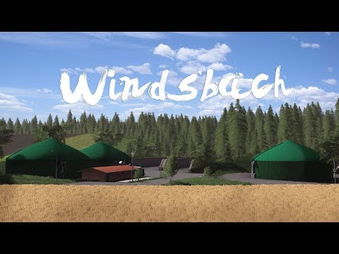 [LS17] Windsbach Trailer | Vorstellung | 60 FPS Full HD
