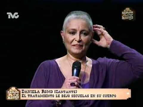 Reaparece Daniela Romo Tras Enfrentar Batalla Contra el Cáncer 1a. Parte HM