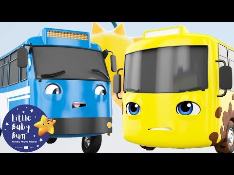 Go Buster Compilation | +More Nursery Rhymes & Kids Songs | Baby Songs | Little Baby Bum