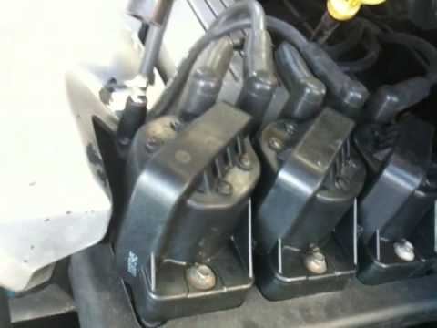 IGNITION COIL PACK CHECKING REPCO SERVICE