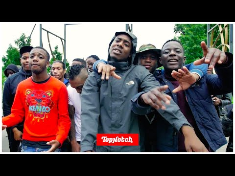 SBMG - Mandela ft. Sevn Alias, Louis, D-Double, Lijpe & Hef (Prod. Raoul '808' Ilahi)