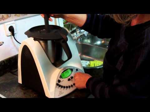 Helado de plátano | Receta para Thermomix