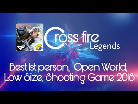 Crossfire Legends Best 1st person, Open world, low size shooting game by Os Tips And Tricks