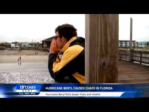 Beryl sets record for early storms - Worldnews.