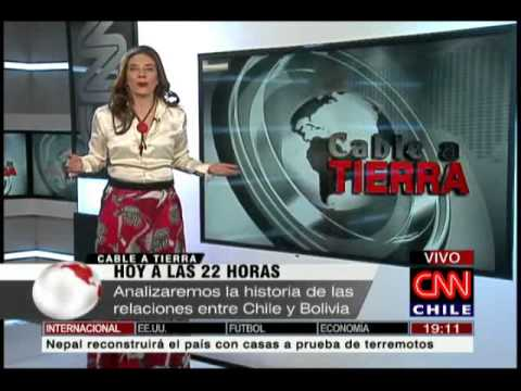 Cable a Tierra: Las relaciones entre Chile y Bolivia