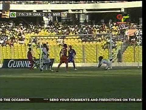 Ghana 2:0 Malawi 2013 Africa Cup Qualifier Part 2