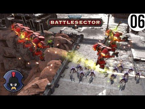 Warhammer 40k Battlesector | 06 | Haltet die Festung! | Max Schwierigkeit | Deutsch