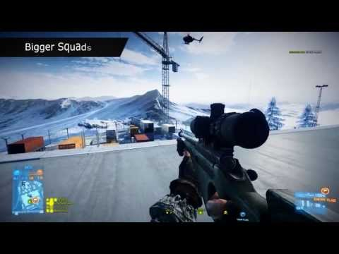 BF4 Wishlist: 10 Things Battlefield 4 should do better than Battlefield 3 by luckySkillFaker