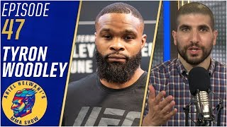 Tyron Woodley details hand injury that stopped Robbie Lawler rematch | Ariel Helwani's MMA Show