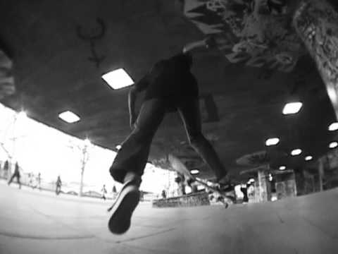 Southbank Minute: Episode 8 - 'Indelible' by Chris Morgan.