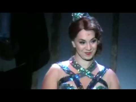 A Fővárosi Operett Színházban