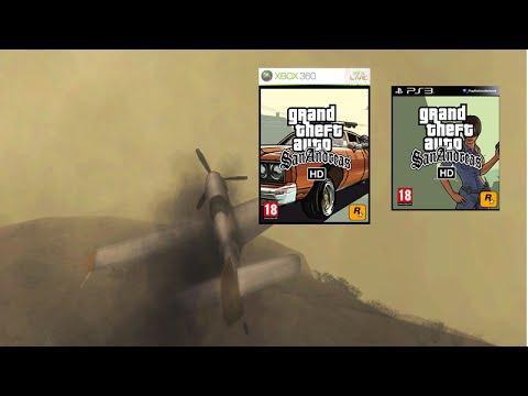 ¿qué Trama Rockstar? Posible Remasterización De Gta San Andreas En Hd video