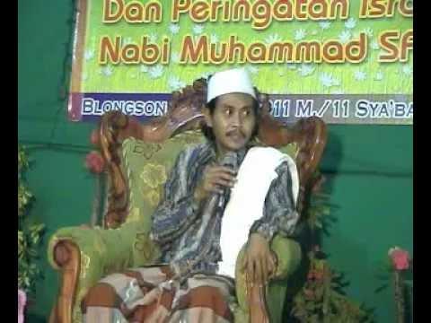 Pengajian Lucu Kyai Anwar