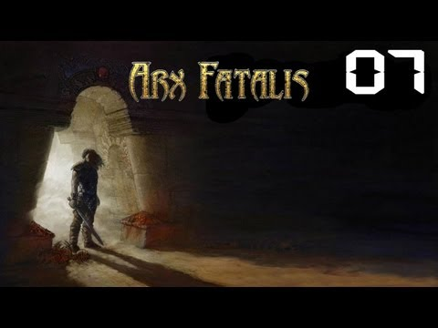 Czech (retro) Let's Play - Arx Fatalis - part 7