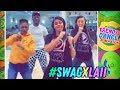 WOAH SOLAR SWAG Dance Challenge