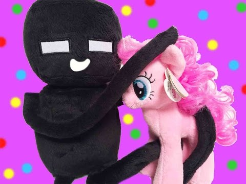 Enderwoman Finds My Little Pony Super Duper Softest Pet Ever In The History Of Ever video