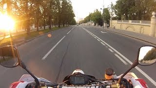 Husqvarna SMR 510 Ride in Moscow