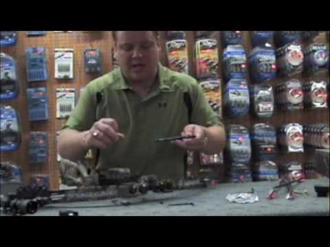 PSE Sidewinder Crossbow Assembly