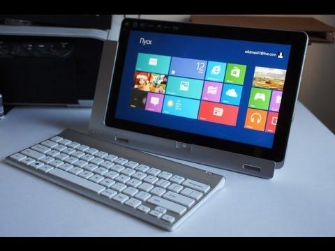 Обзор Acer Iconia W700 (W7) и Windows 8 (review): интерфейс, игры и тд