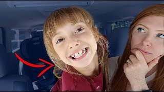 My 8 year old needs BRACES (dentist visit)