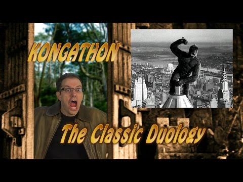 King Kong (1933) Son of Kong (1933) Movie Reviews - Cinemassacre's Kongathon