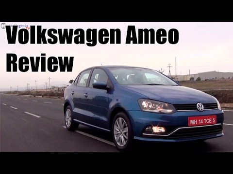 Volkswagen Ameo Quick Review Video By Car Blog India