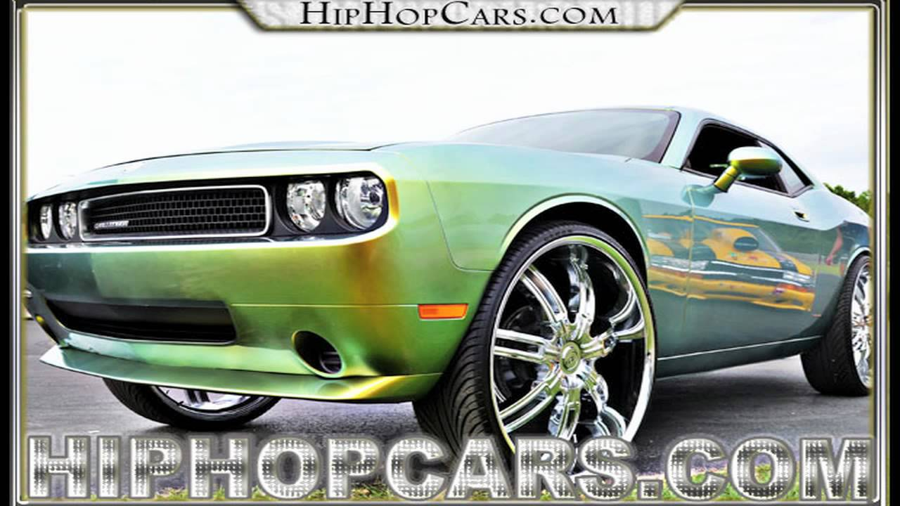 Dodge Challenger Chameleon Paint 28 S Youtube