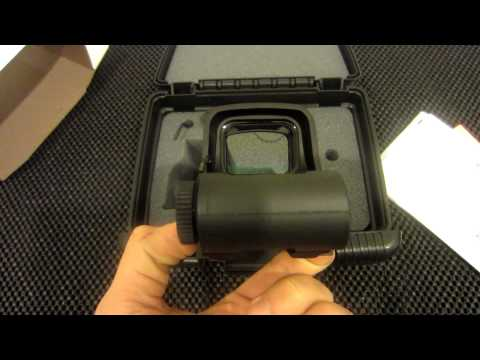 EOTech XPS2 ($559 MSRP)— Unboxing, Explanation, and Review.