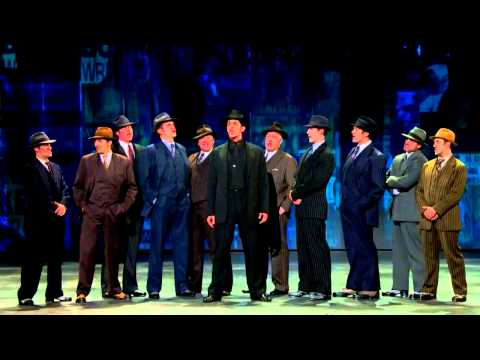 68th Tony Awards Performance    Bullets Over Broadway