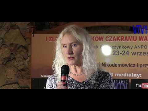 CO MYŚLISZ - TO MASZ!  WPŁYW MYŚLI NA ZDROWIE - Barbara Zalewska - 26.09.2017 R.