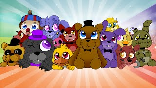 Five Nights at Freddy's Rewind: Best [FNAF COMIC] Animations 2015 - Top 10 Comic Animations 2015